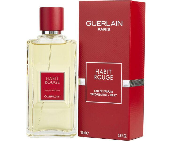 Guerlain Habit Rouge, 100 мл (EURO)