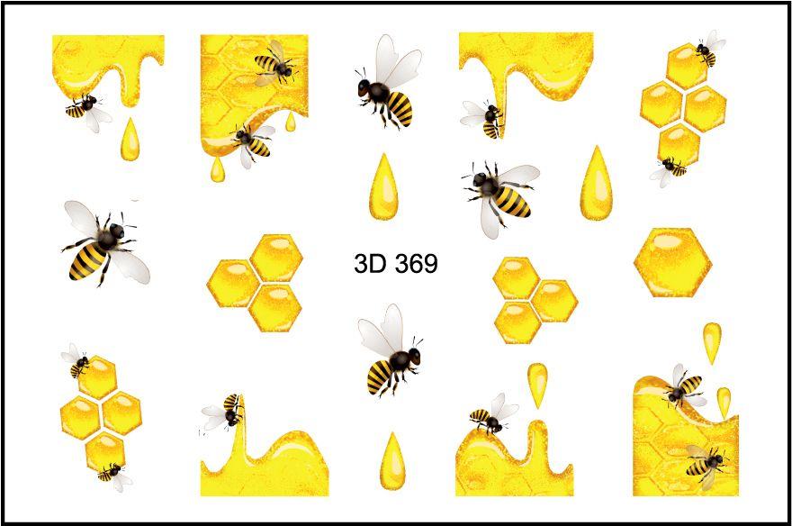 FREEDECOR 3D слайдер дизайн Арт. 3D-369 Животные, птицы