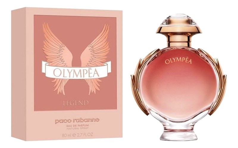 Paco Rabanne Olympea Legend 80 мл (EURO)