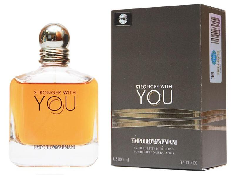 Giorgio Armani Stronger With You 100 мл (EURO)