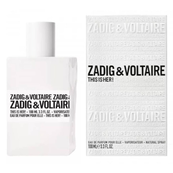 Zadig & Voltaire This is Her 100 мл (EURO)
