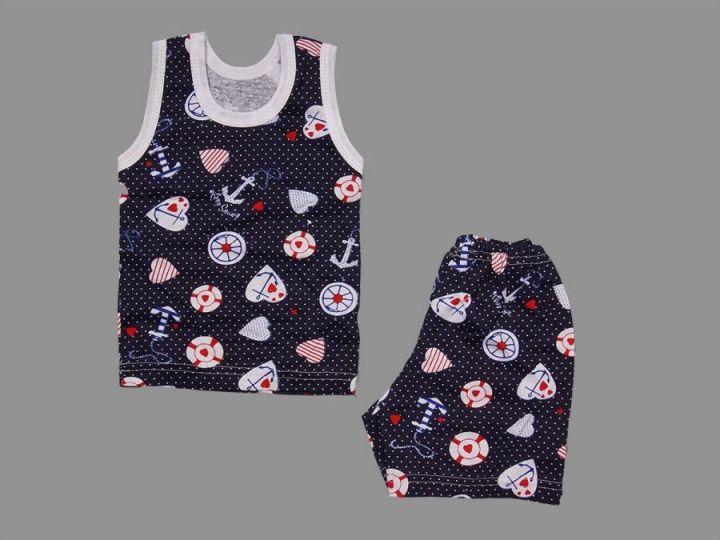 Комплект: майка, шорты kC-KS049-SU 02098 Мамин Малыш