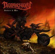 DEBAUCHERY - Rockers and War CD+DVD 2009