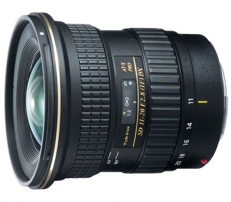 Tokina AT-X 11-20mm f/2.8 PRO DX Canon EF-S
