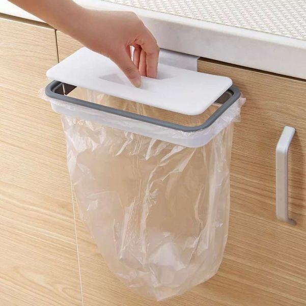 Навесной держатель мусорных пакетов Attach-A-Trash