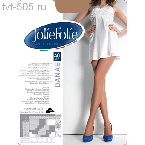 Колготки JolieFolie  Danae 40den Италия