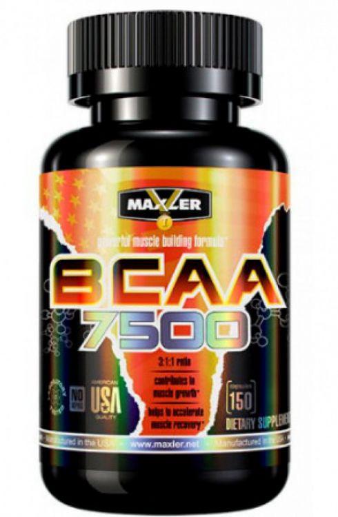 BCAA 7500 от  Maxler 150 кап