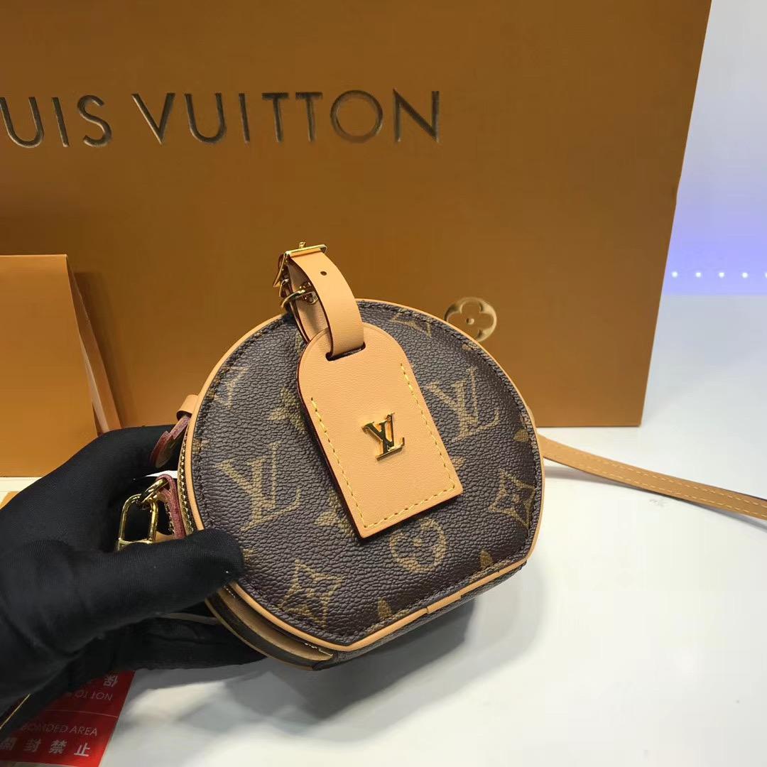 Louis Vuitton Mini Boite Chapeaux 13 cm
