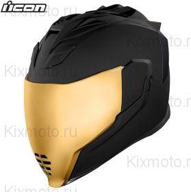 Шлем Icon Airflite Peace Keeper, Черный матовый