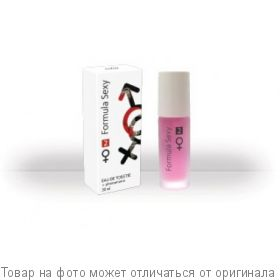 FORMULA SEXY № 2 с ферамонами.Туалетная вода 30мл (жен), шт