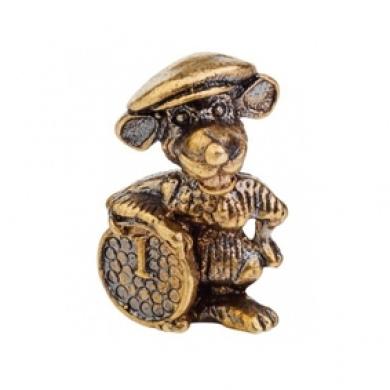 Кошельковый сувенир Мышка