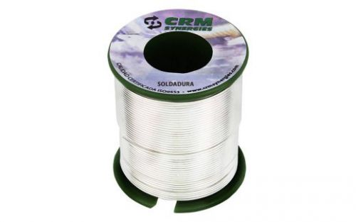 Припой CRM Sn60/Pb40 2,0 мм флюс 2%