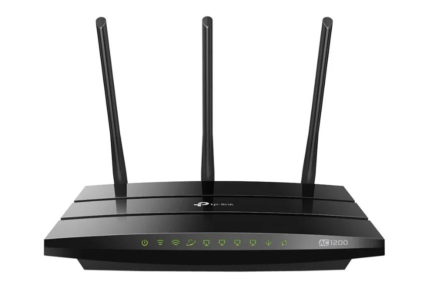 Wi-Fi роутер TP-LINK Archer C1200 Черный