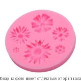 Форма силик. Хризантема (роз) ATMIX, шт
