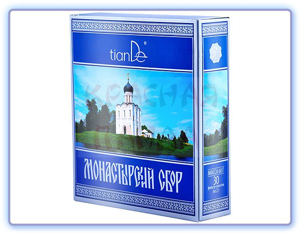 TianDe Фиточай Монастырский сбор