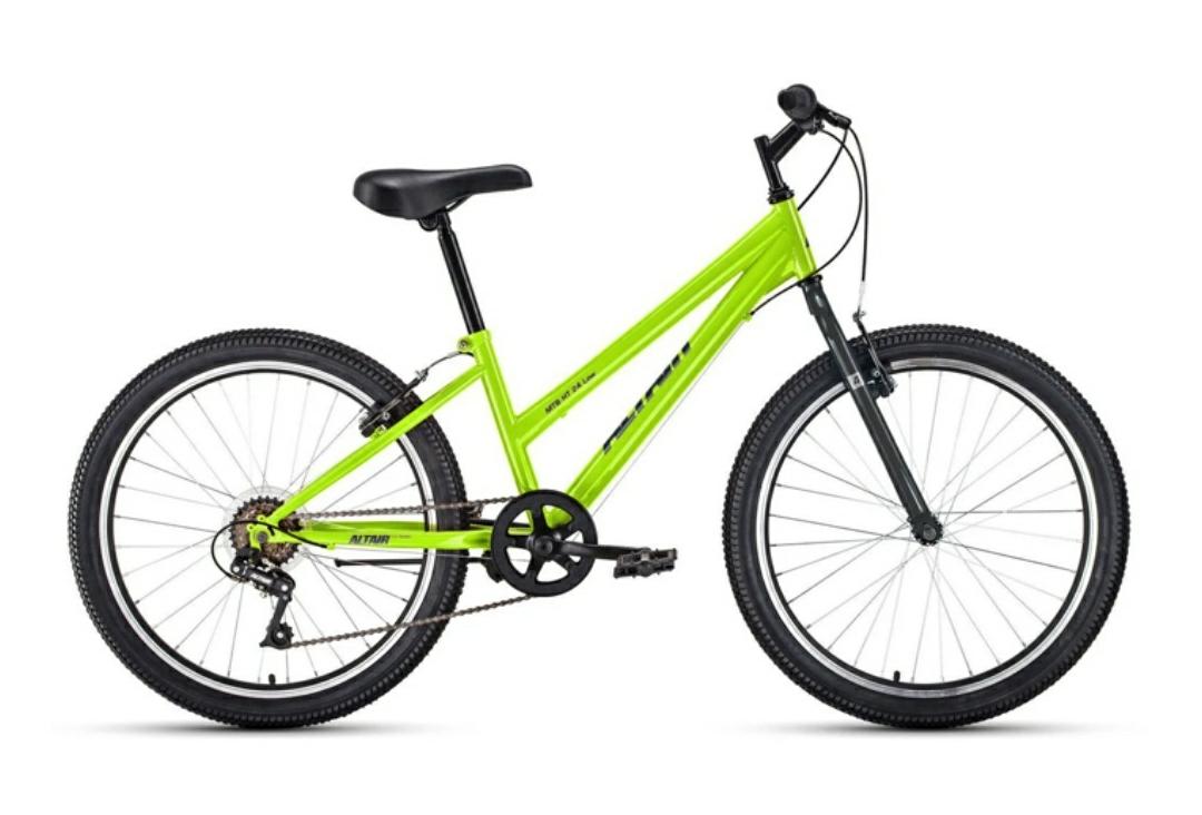 Велосипед ALTAIR MTB HT 24 LOW