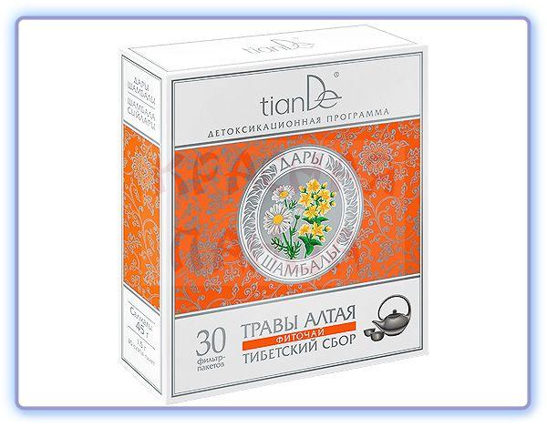 TianDe Фиточай Тибетский сбор