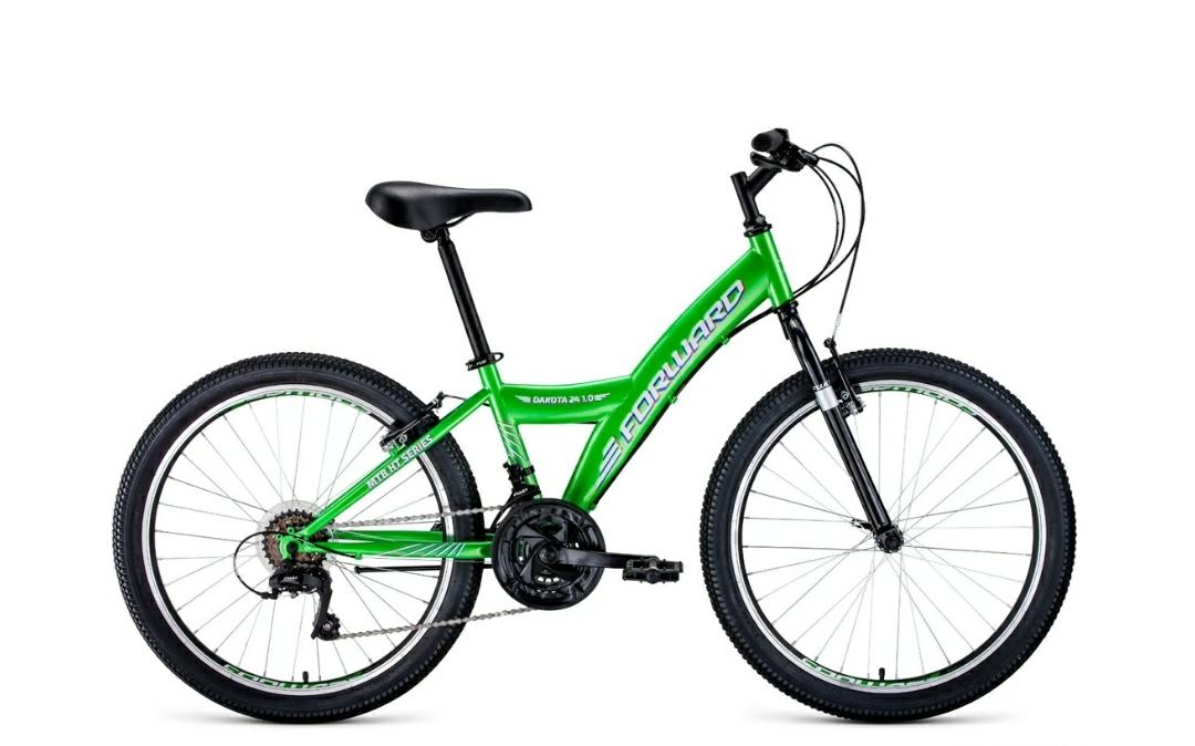 Велосипед FORWARD DAKOTA 24 1.0 2019-2020