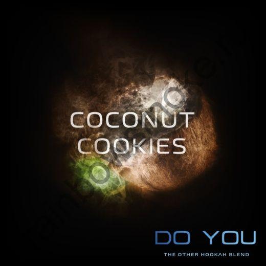 Do You 50 гр - Coconut Cookies (Кокосовое Печенье)
