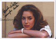 Автограф: Клаудия Уэллс. Назад в будущее