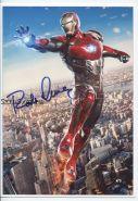 Автограф: Роберт Дауни мл. Железный человек. Мстители