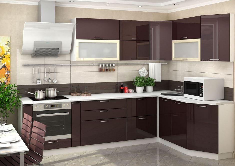 Кухня Ксения (вариант 4)