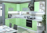 Модульная угловая кухня Ксения