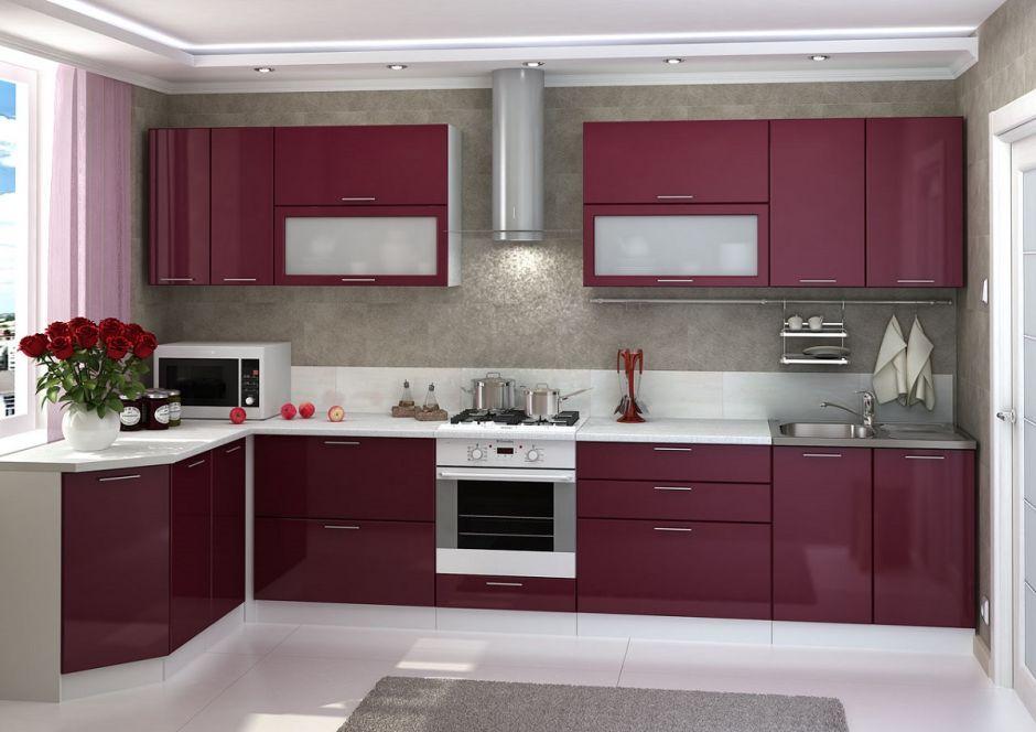 Кухня Ксения (вариант 6)