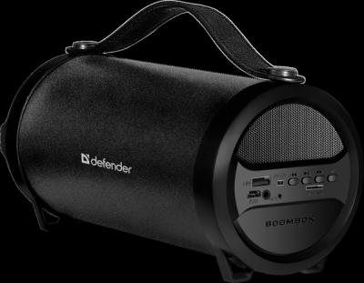 Портативная акустика G24 10Вт, BT/FM/TF/USB/AUX/1500мАч