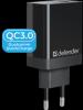 НОВИНКА. Сетевое ЗУ UPA-101 1 порт USB, 18W, QC 3.0