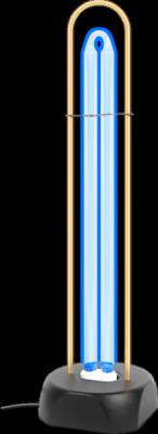 НОВИНКА. УФ-стерилизатор UVT-05 36W, золотой, пульт