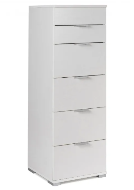 Комод VENTAL НК-6 Белый