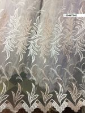 Тюль вышивка на сетке Турция 948