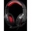 Игровая гарнитура Themis 2 красный + черный, кабель 2 м