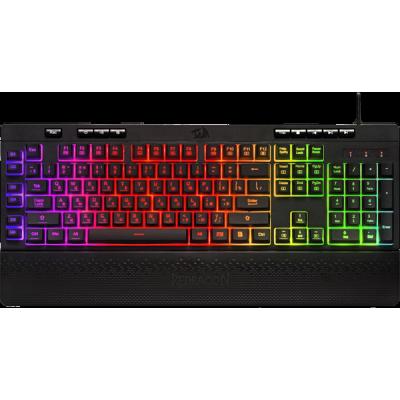 НОВИНКА. Проводная игровая клавиатура Shiva RU,RGB, 26 anti-ghost keys