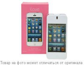 I PHONE LOVE (розовая коробка).Туалетная вода 100мл (жен), шт