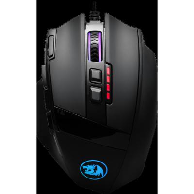 НОВИНКА. Проводная игровая мышь Sniper RGB,10 кнопок,12400 dpi
