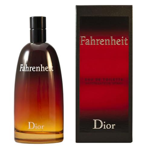 Christian Dior Fahrenheit 100 мл (LUX)