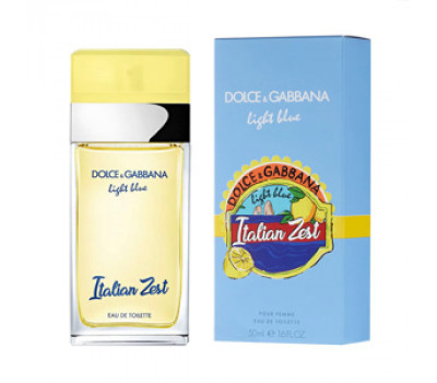 Dolce and Gabbana Light Blue Italian Zest 100 мл (EURO)
