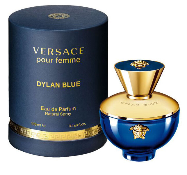 Versace Dylan Blue Pour Femme 100 мл (LUX) туба