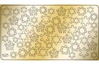 FREEDECOR Металлизированные наклейки MZ196 Новый год