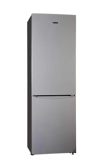 Холодильник VESTEL VNF366VSM Серебристый