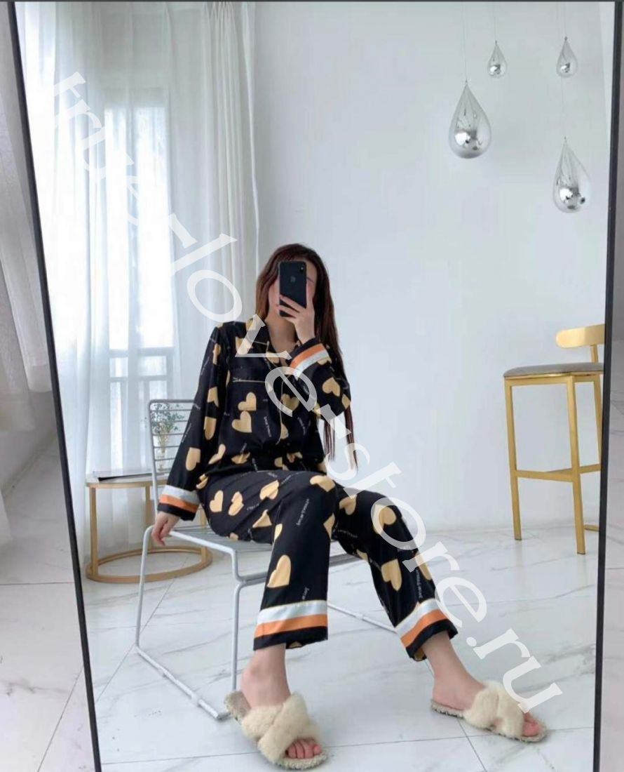 4012 - цена за 2 шт пижама на размеры M,L