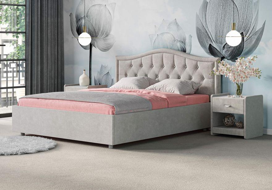 Кровать Ancona с подъемным механизмом | Сонум