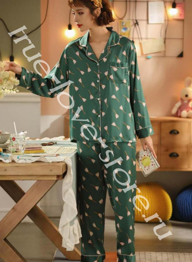 4014 - цена за 2 шт пижама на размеры M,L