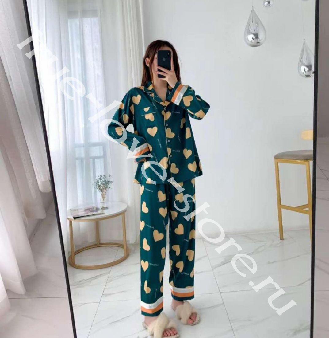 4018 - - цена за 2 шт пижама на размеры M,L