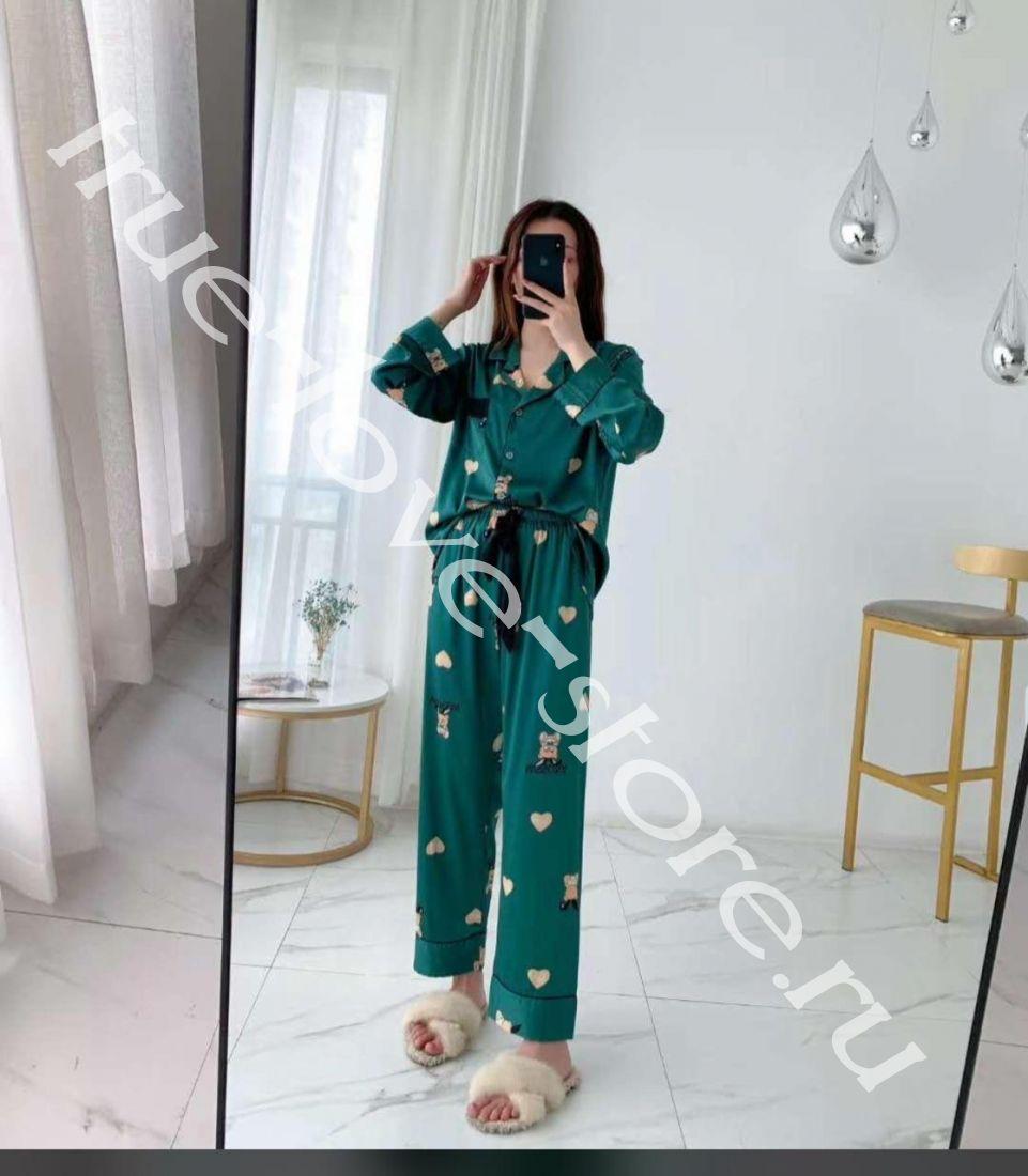 4019 - цена за 2 шт пижама на размеры M,L