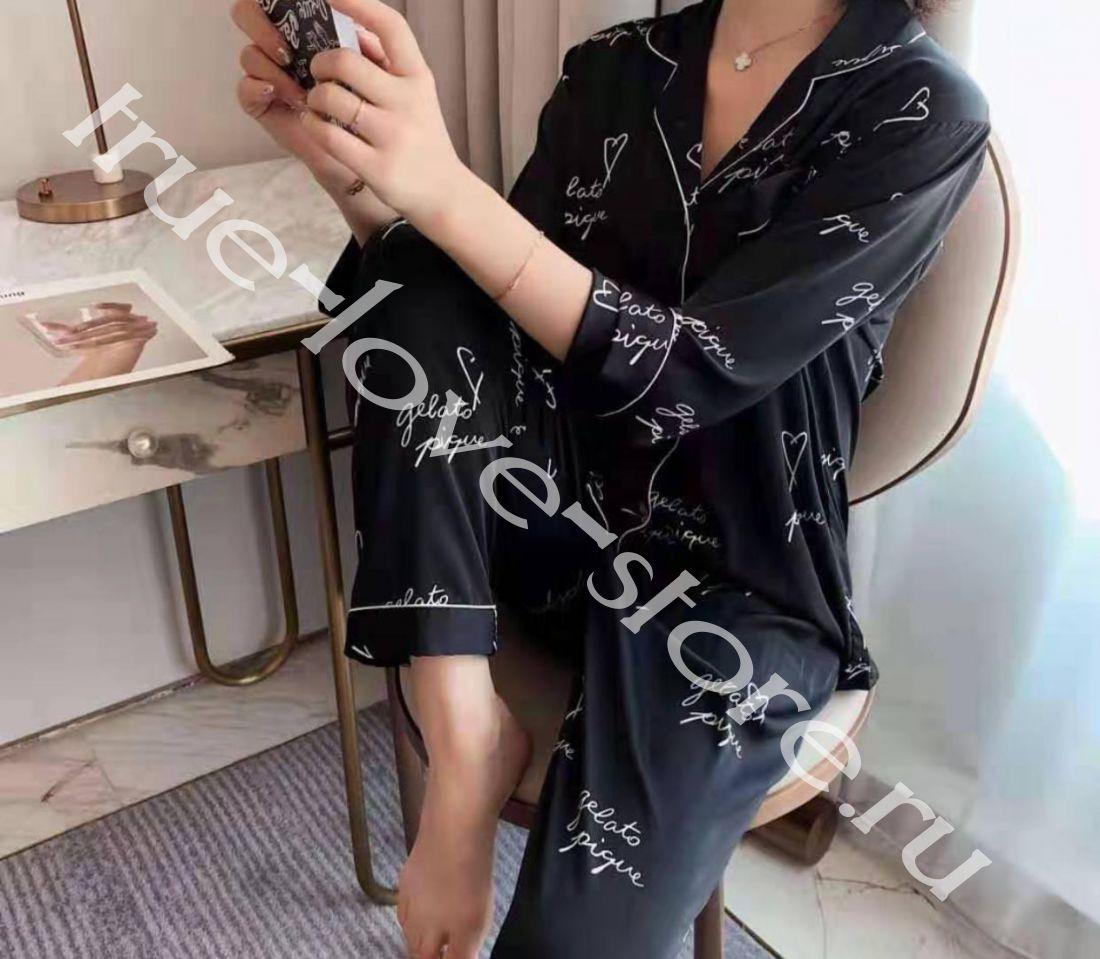 4020 -  цена за 2 шт пижама на размеры M,L
