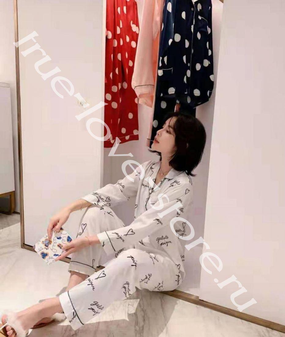 4021 - цена за 2 шт пижама на размеры M,L