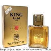 KING GOLD.Туалетная вода 100мл (муж), шт